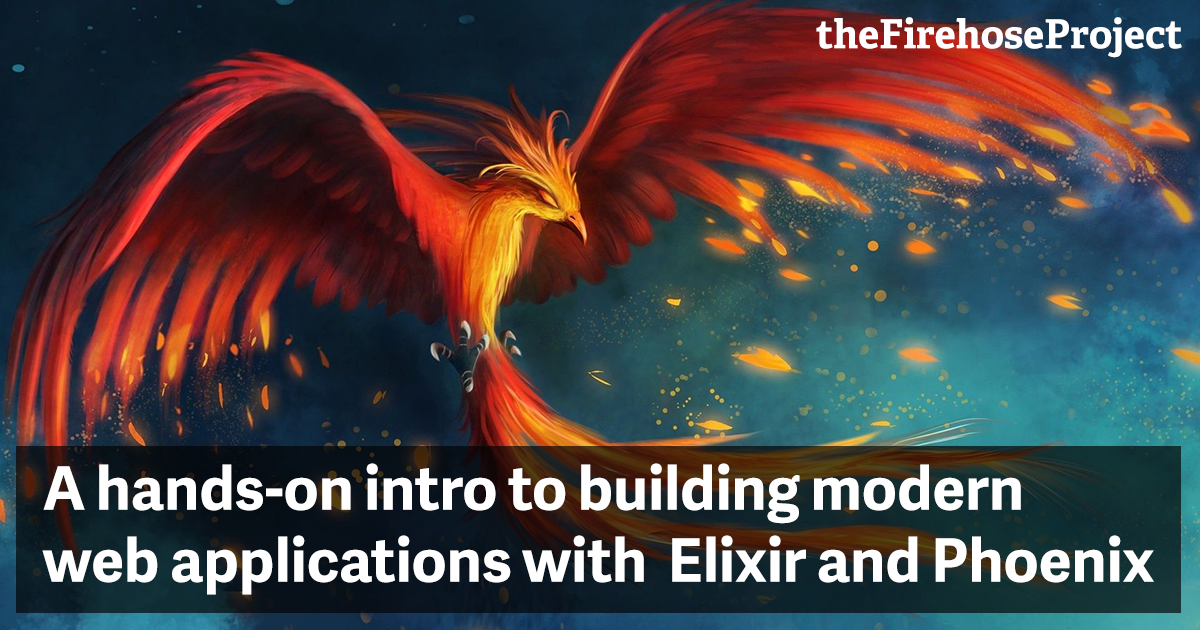 Installing Elixir, setting up a coding environment, and starting a
